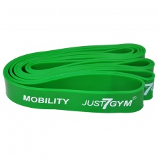 Power Band Just7gym 400x4,40x0,45 Zelená