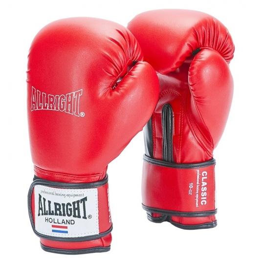 Boxerske rukavice Classic 12 oz. červené