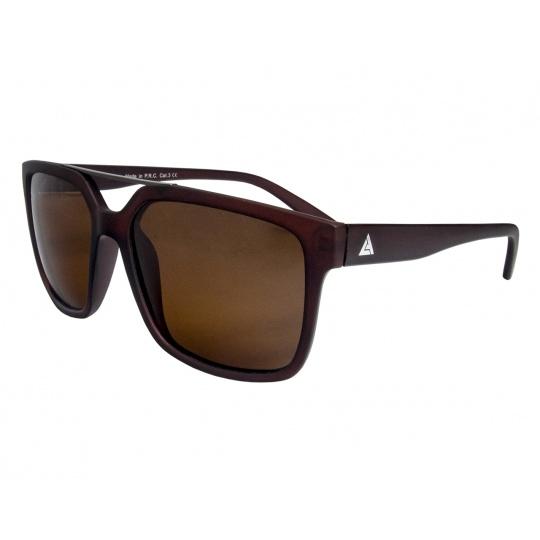 Polarizační sluneční brýle Laceto FELIX BROWN