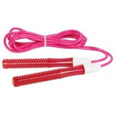 Švihadlo rúžové Sportvida 280 cm nastaviteľné