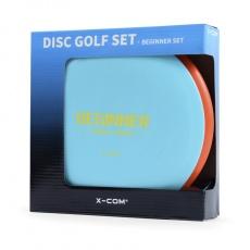 Sada Frisbee X-COM Disc Golf Beginner