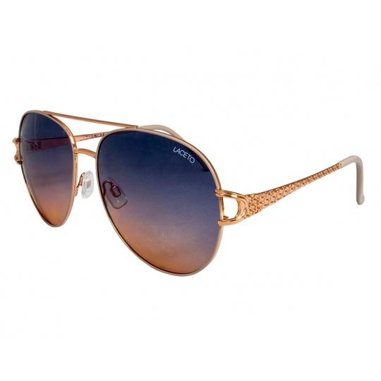 Slnečné okuliare Laceto DUCK GOLD