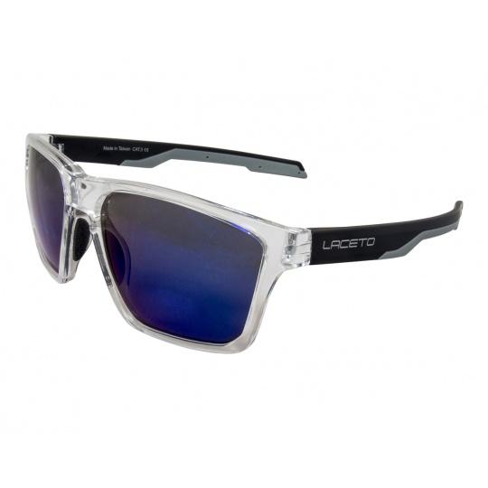 Slnečné okuliare Laceto MEMPHIS WHITE