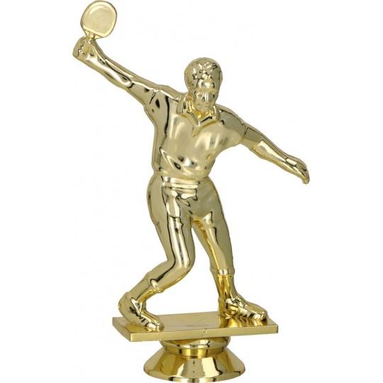 Plastová figurka stolní tenis