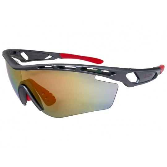 Sluneční brýle Laceto REAPER GREY