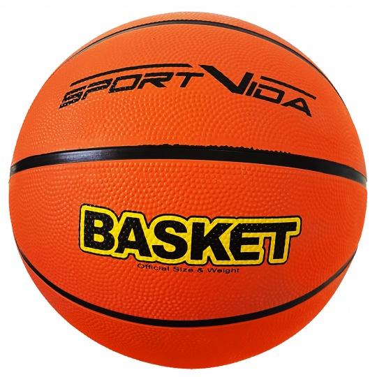 Basketbalový míč Sportvida velikost 7