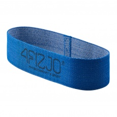 Textilní Flex Band 4FIZJO modrý odpor 10 - 15  kg