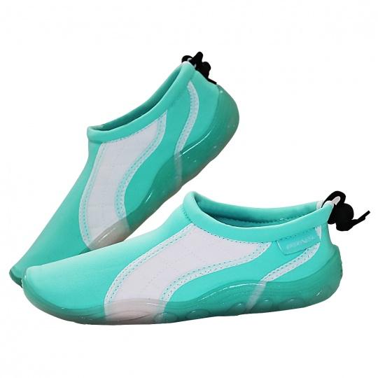 Topánky do vody Sportvida tyrkysové