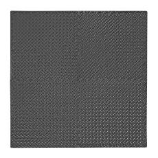 Podložka na cvičení - Tatami Puzzle 4ks bal. 60 x 60 x 1 cm 4Fizjo černá
