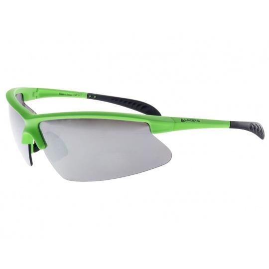 Sluneční brýle Laceto NUKE GREEN