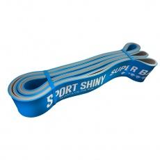 Odporová guma Power Band Sportvida  208x44x0,45 cm dvojbarevná