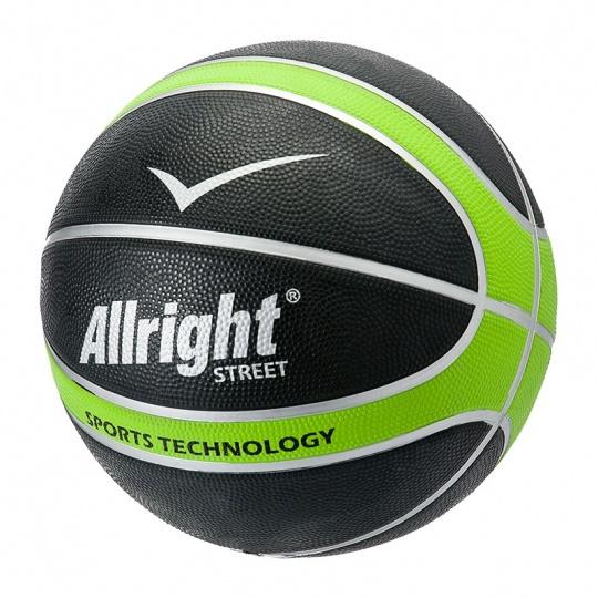 Basketbalová lopta ALLRIGHT STREET GREEN 7