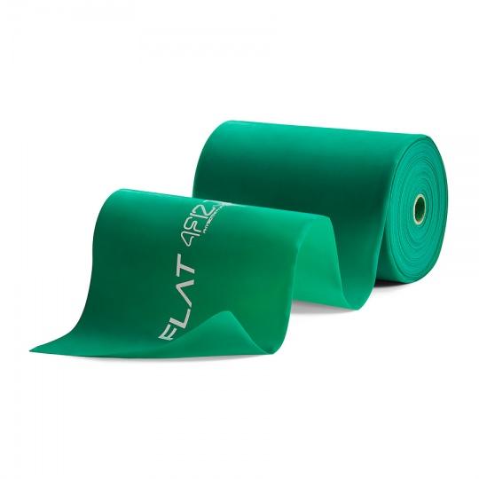 Guma fitness zelená 4FIZJO metráž