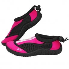Boty do vody Sportvida Junior růžové