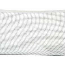 Síť na badminton 6,1 x 0,76 m, bílá, polyetylen
