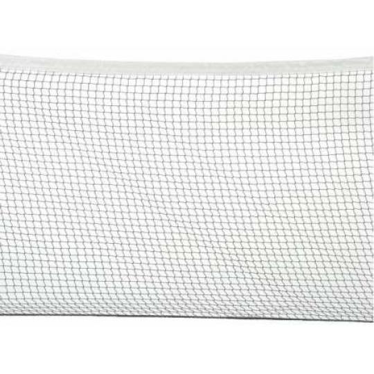 Sieť na badminton 6,1 x 0,76 m, biela, polyetylén