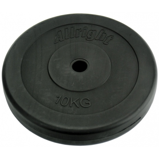 Kompozitový kotúč 10 kg Allright