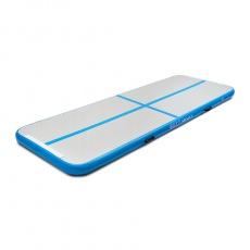 Airtrack nafukovacia žinenka 300 x 100 x 20 cm modrá
