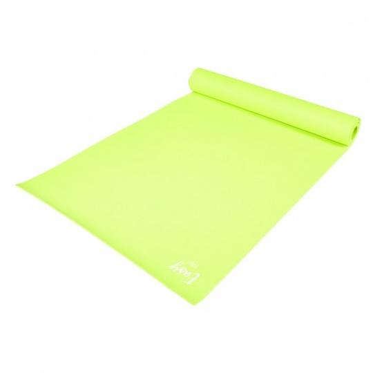 Jóga podložka na cvičení Easy 183*61*0,4 cm žlutá
