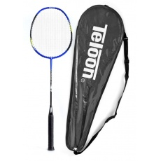 Badmintonová raketa Teloon Tsunami TL300 blue/black