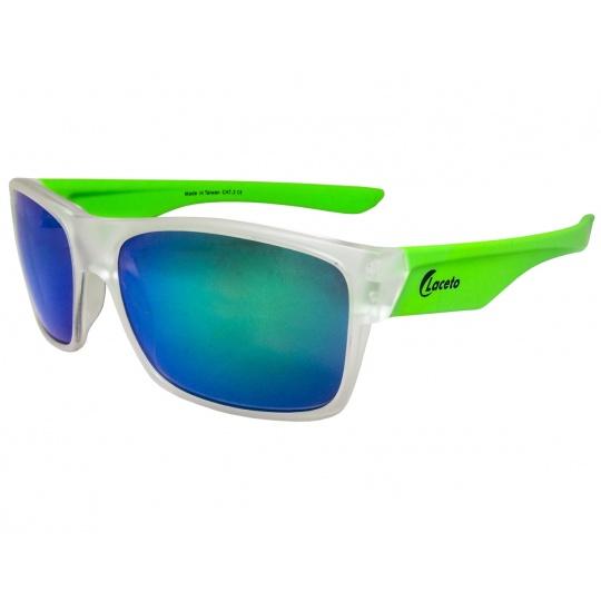 Sluneční brýle Laceto KENDL GREEN