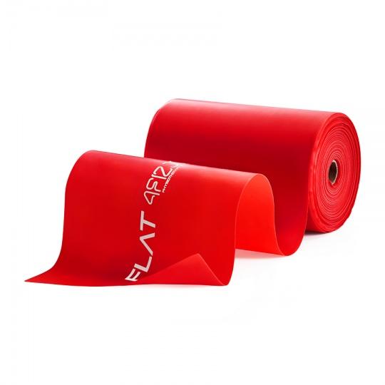 Guma fitness červená 4FIZJO metráž