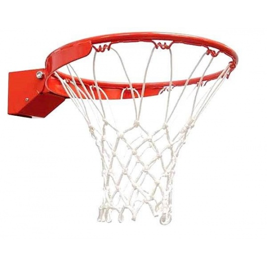 Sieť na basketbalový kôš 3 mm polypropylén, 12 uzlové