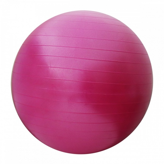 Gymnastický míč Sportvida 65 cm Růžový
