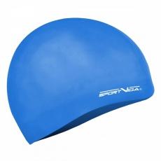 Modrá plavecká čiapka