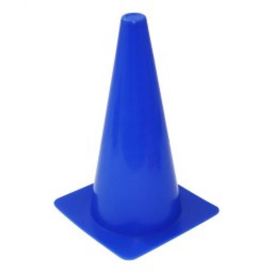 Tréninkový kužel 30 cm Sportvida modrý