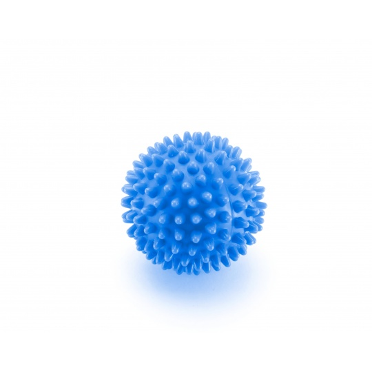 Masážna loptička 4Fizjo s hrotmi  8 cm