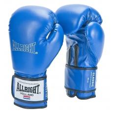 Boxerske rukavice Classic 12 oz. modré