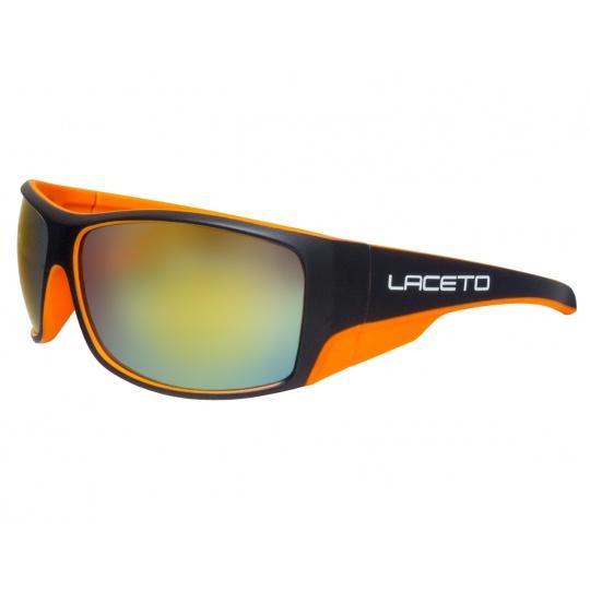 Sluneční brýle Laceto CARL ORANGE
