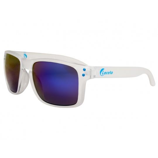 Sluneční brýle Laceto ELI TRANSPARENT