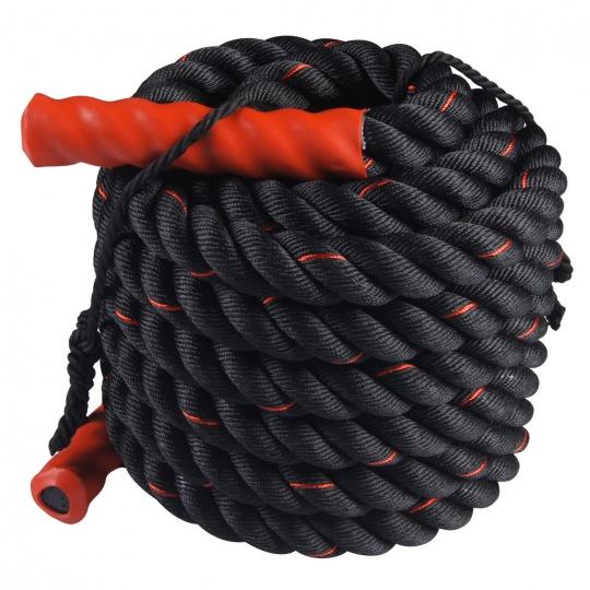 Posilovací lano Sportvida 9 m