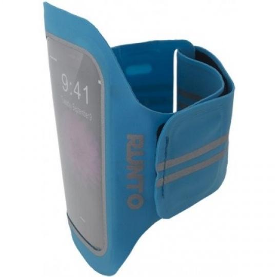 Runto BOLT Bežecké púzdro na telefón modré