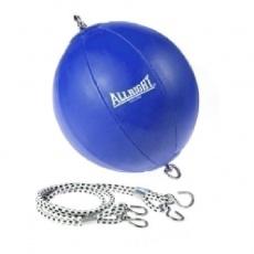 Boxerská hruška na gumách Allright Holland modrá