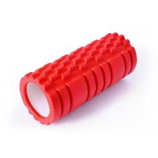 Masážní válec PRO 33 cm červený