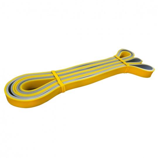 Odporová guma Power Band Sportvida 208x15x0,45 cm dvojbarevná